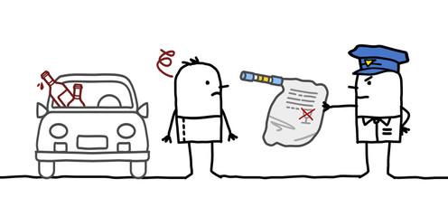 assurer sa voiture après alcoolémie au volant