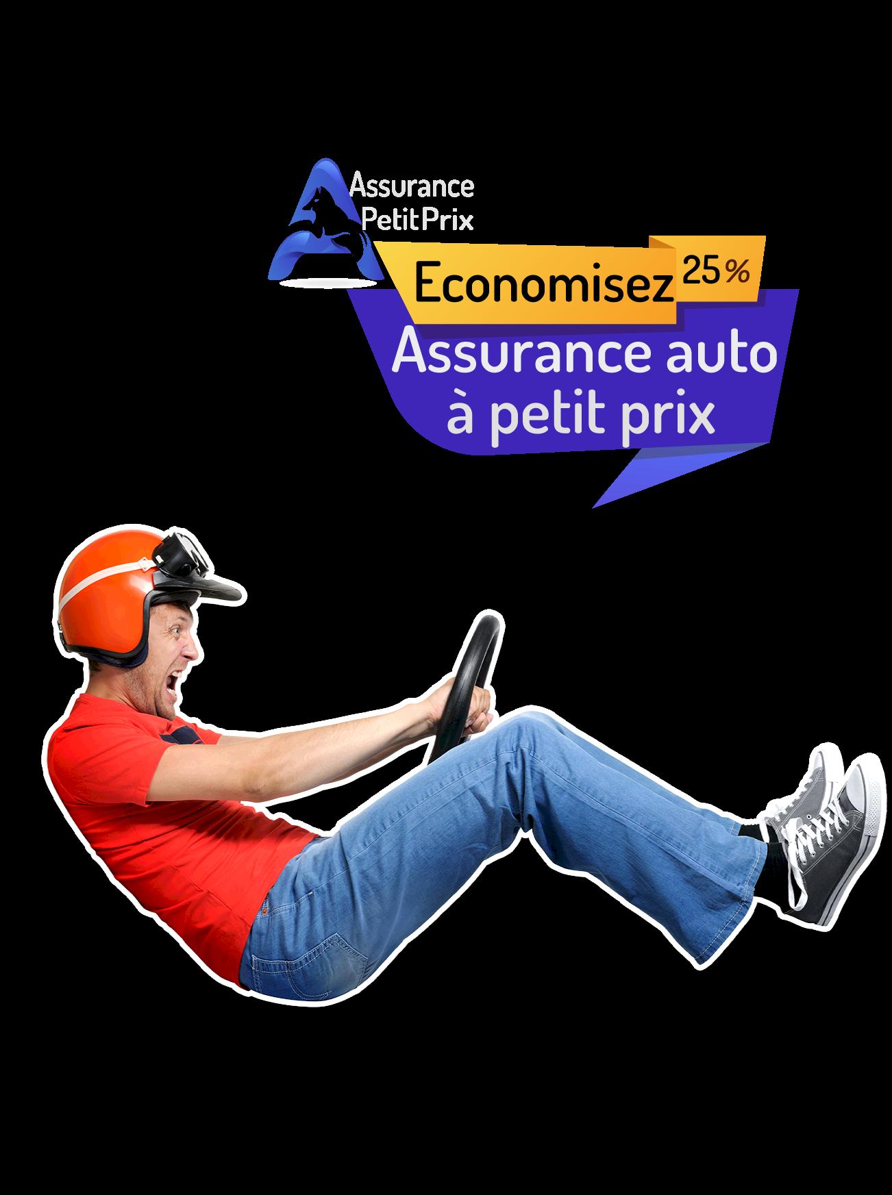 Assurance auto à petit prix