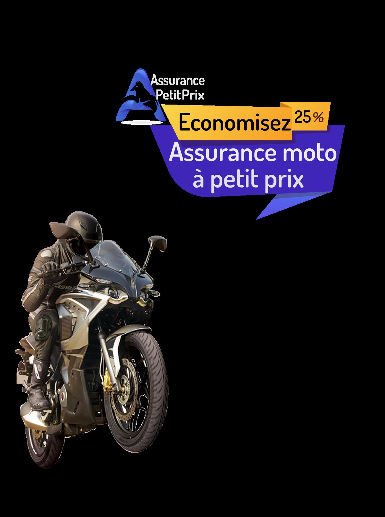 Assurance moto petit prix