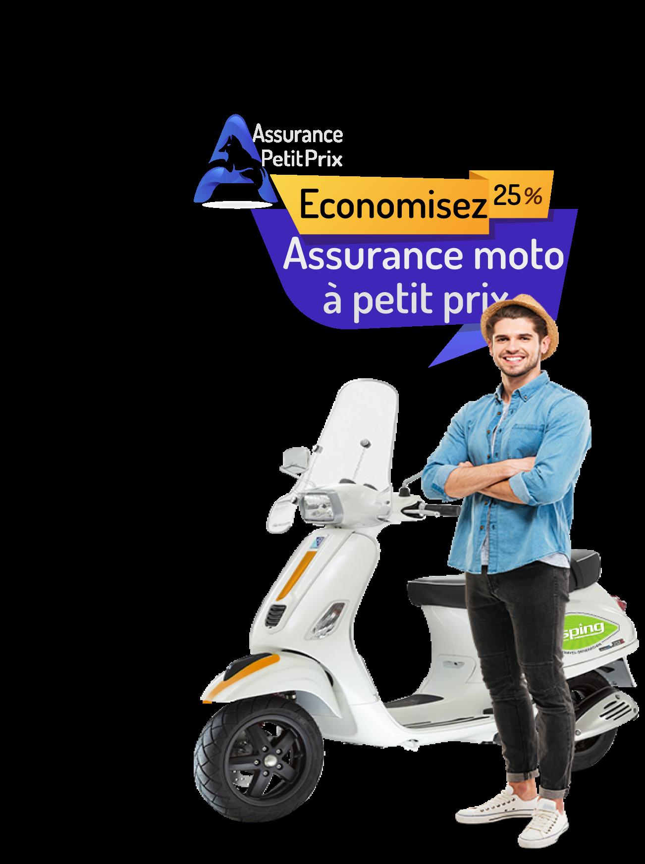 assurance scooter 50cc à petit prix