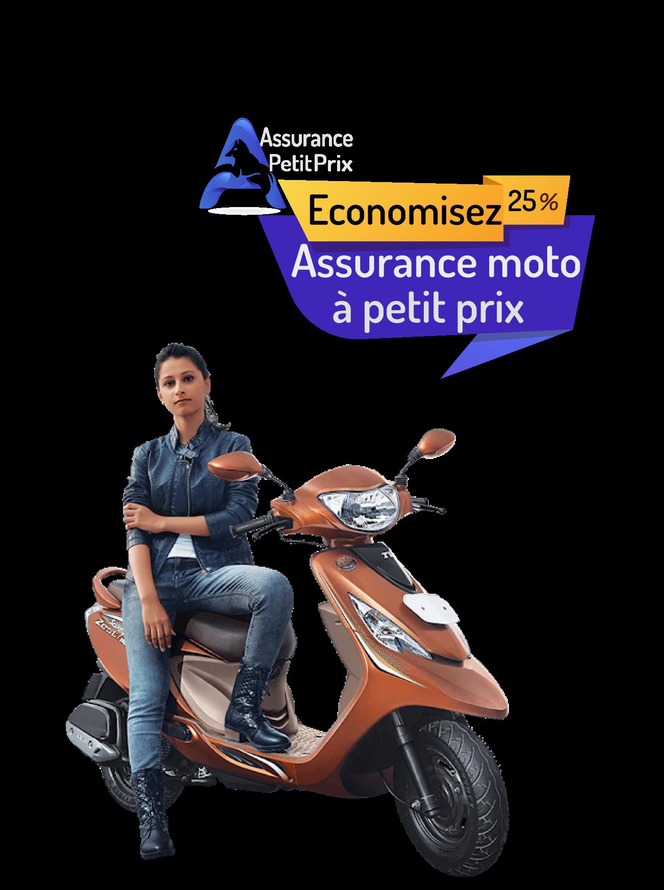 assurance scooter 125cc petit prix